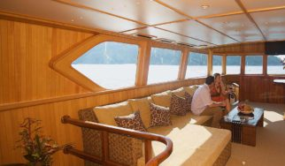 Shangani Middle Deck Saloon luxury sofa seating