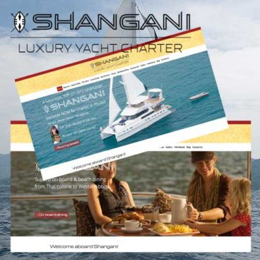 Our New Shangani Website!