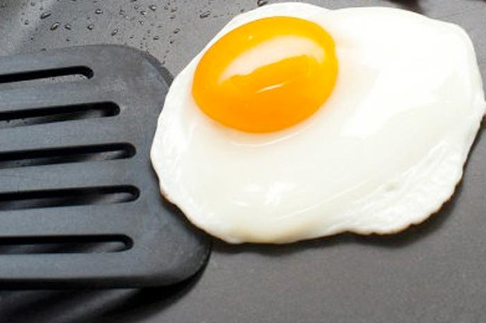 Eggs cooked just how you like them