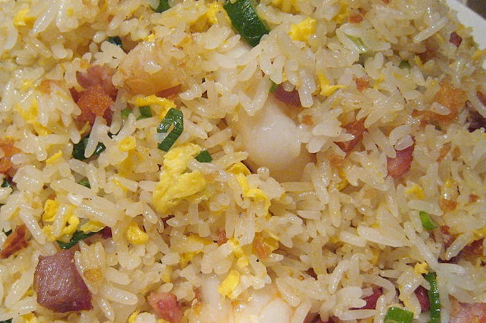 Thai Style Vegetable Fried Rice