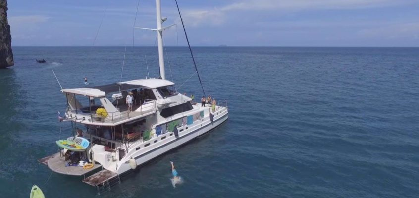 YACHT CHARTER PHUKET – Come and let us pamper you