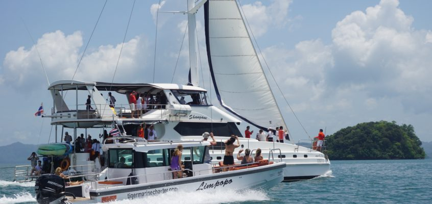Phuket Thailand Tiger Marine Charter- High season is approaching !!
