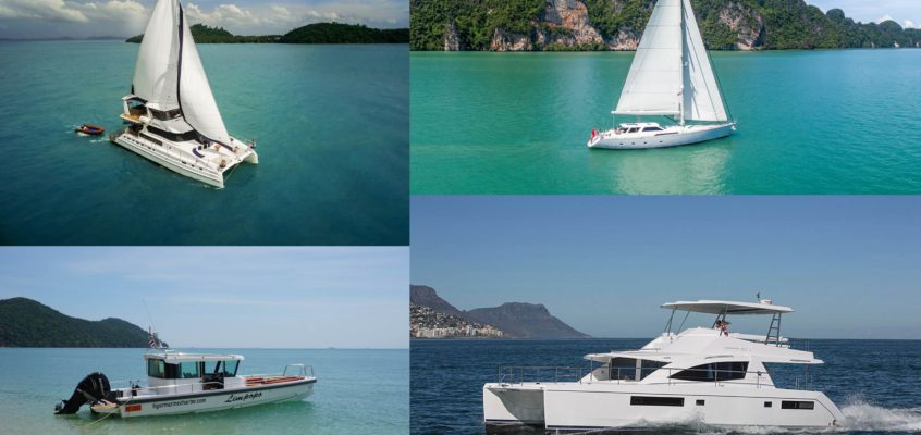 Heavily Booked out this Holiday season at Tiger Marine Charter Phuket