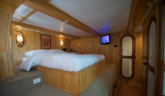 The Bushman Suite - with TV & DVD facilities