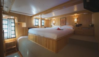 The Busman Suite - Luxury Double Bed