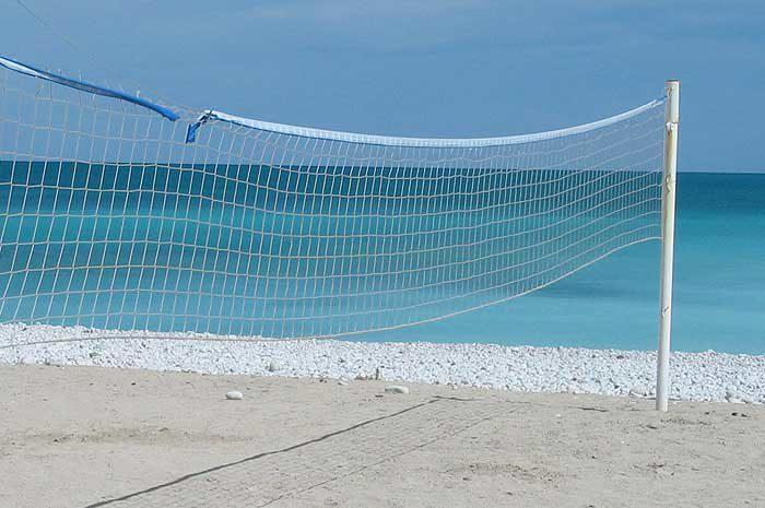 Beach Volleyball & Badminton