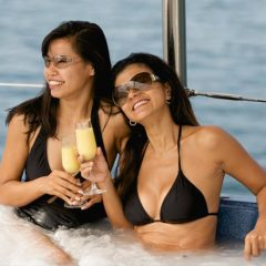 Phuket shangani yacht charter jacuzzi spa pool