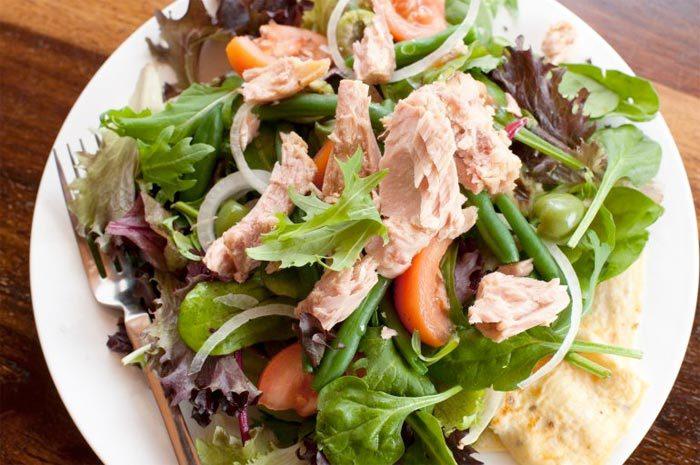 Western Style Salads