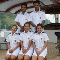 shangani crewed yacht phuket