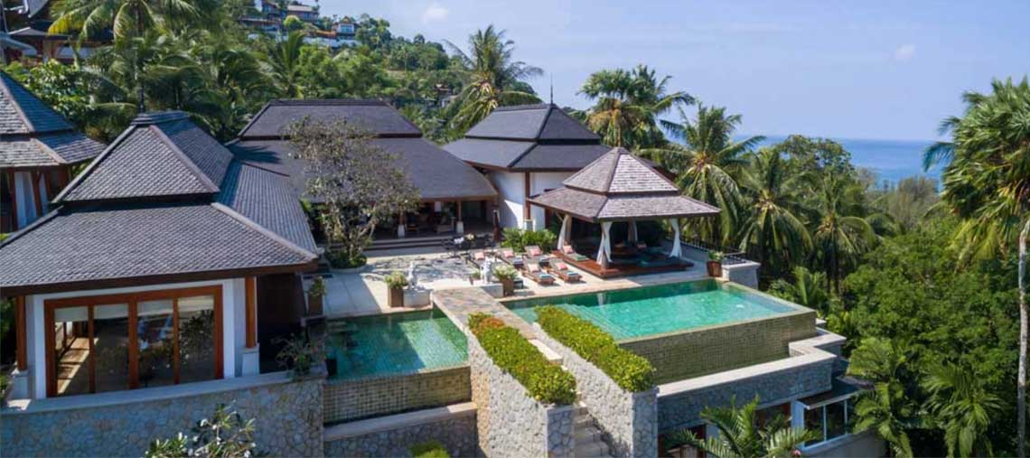 shangani yacht charter villa sanyaga holiday villa surin phuket